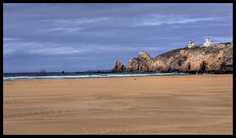 seaside near crozon peninsula, wiki